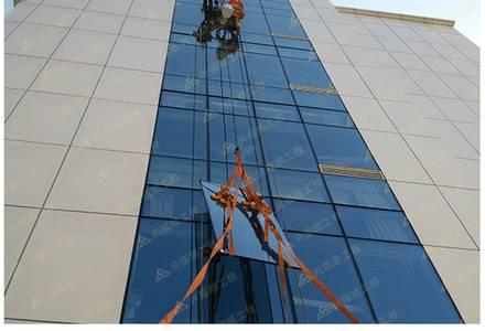 玻璃安裝施工案例