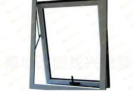 幕墙玻璃改窗